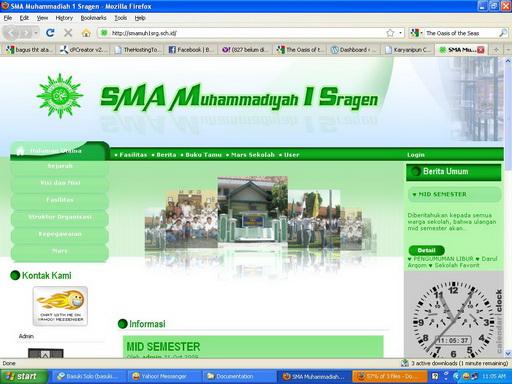 SMA Muhammadiyah 1 Sragen